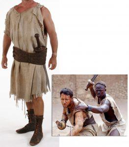 Gladiator Costume Auction