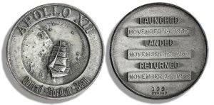 Apollo 12 Flown
