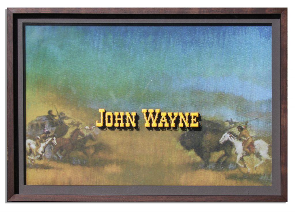Movie Title Art