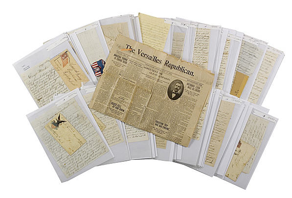 Indiana Civil War Letters