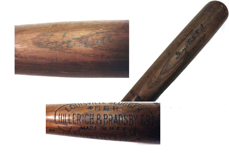 Babe Ruth Bat