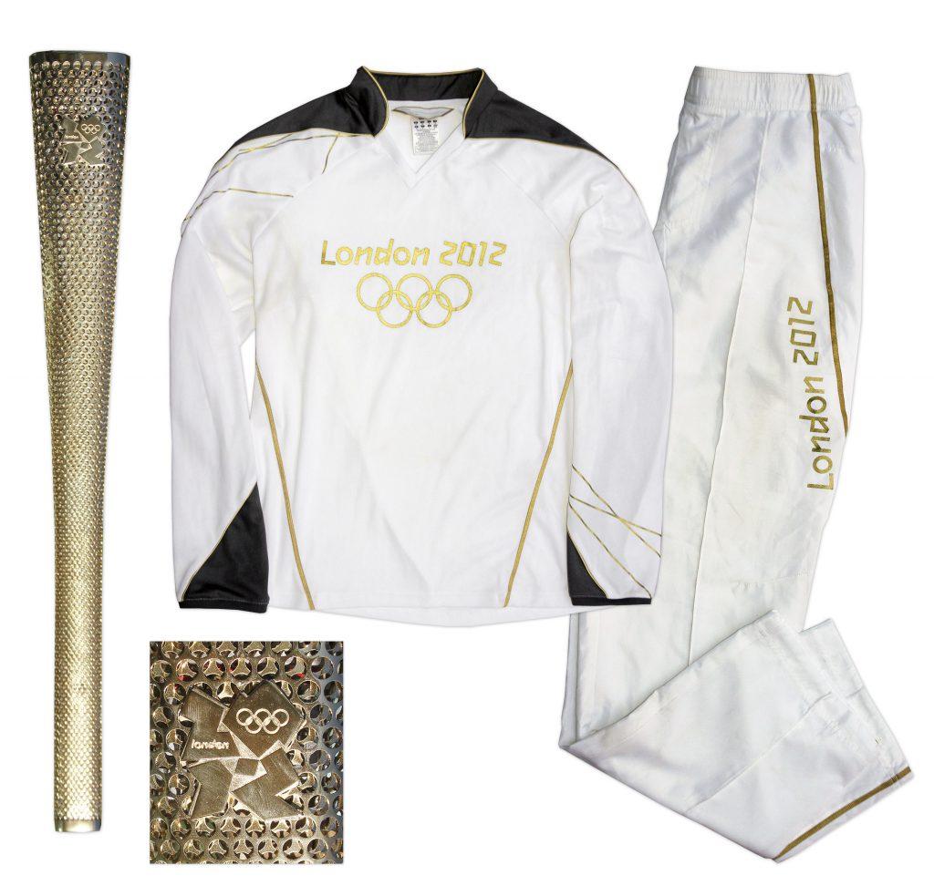 2012 Olympics Torch