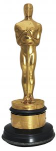 James Cagney Memorabilia Oscar