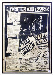 Sex Pistols Memorabilia