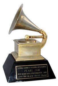 Pearl Jam Memorabilia