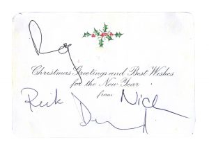 Pink-Floyd-Signed-Christmas-Card-1968-53737 Pink Floyd Autographs
