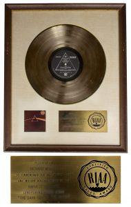 Pink Floyd Memorabilia