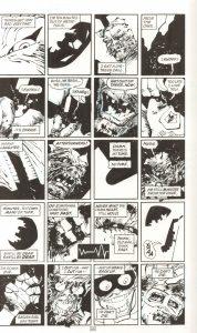 Frank Miller Batman The Dark Knight Art