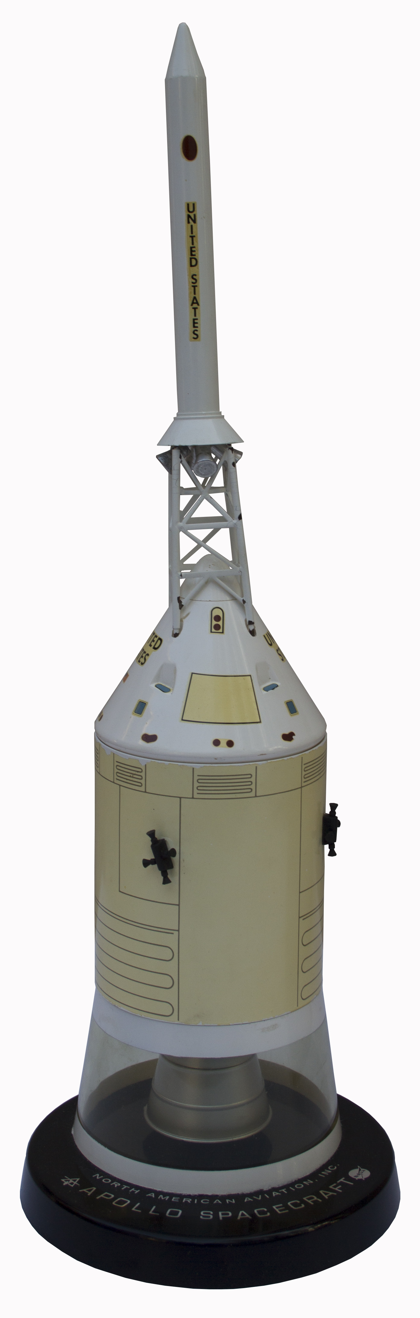 Apollo Rocket Model Sells at NateDSanders.com Auctions