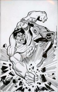 Sal Buscema Original Art Work Buscema Art