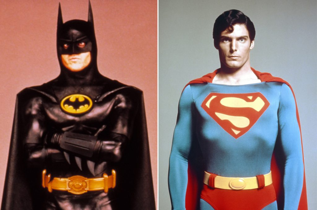 You could own iconic Batman and Superman costumes Lord of the Rings Prop