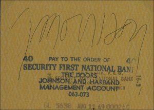 Duane Allman autograph