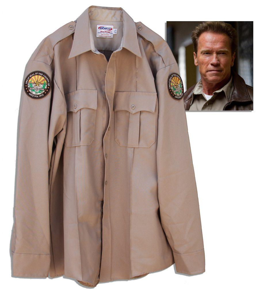Arnold Schwarzenegger Terminator motorcycle fromTerminator 2 Judgment Day