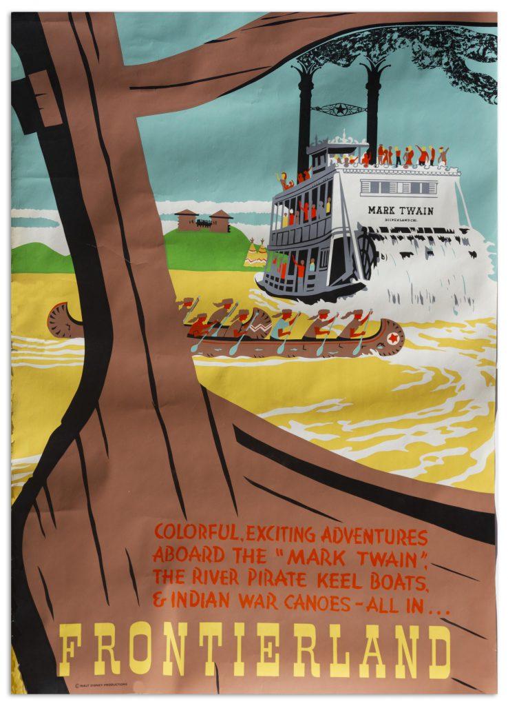 Disneyland Poster