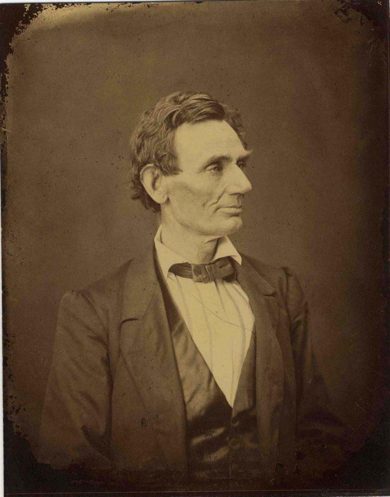 Abraham Lincoln Alexander Hesler Photo