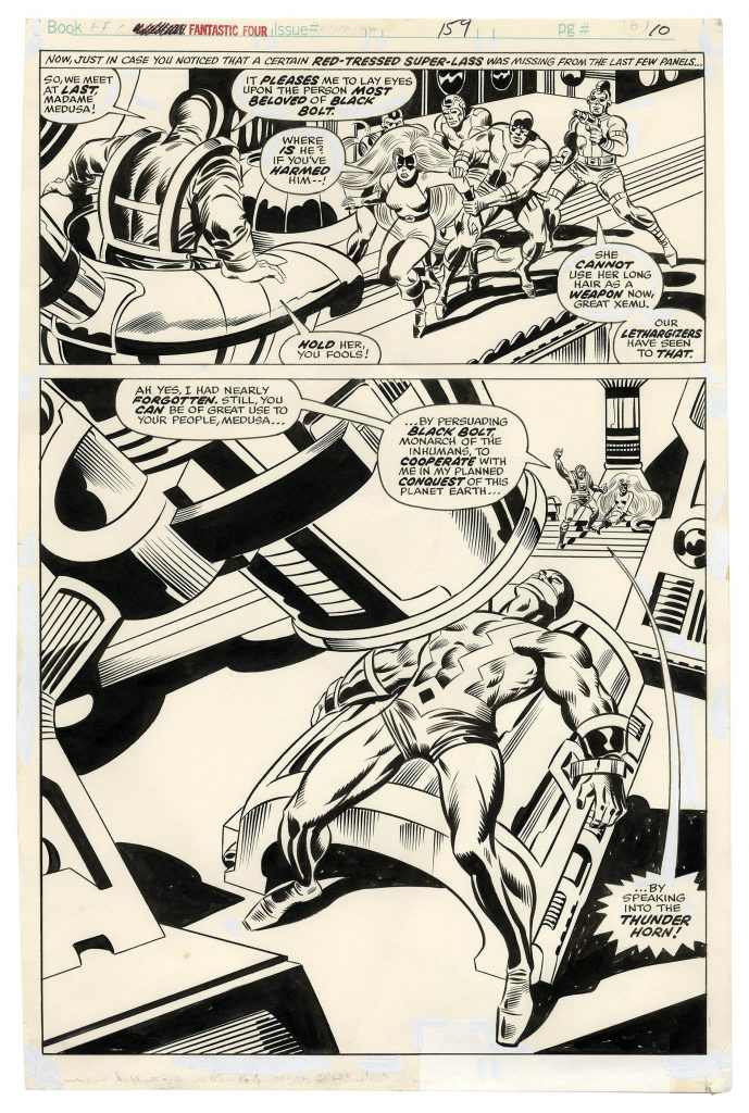 Joe Sinnott art