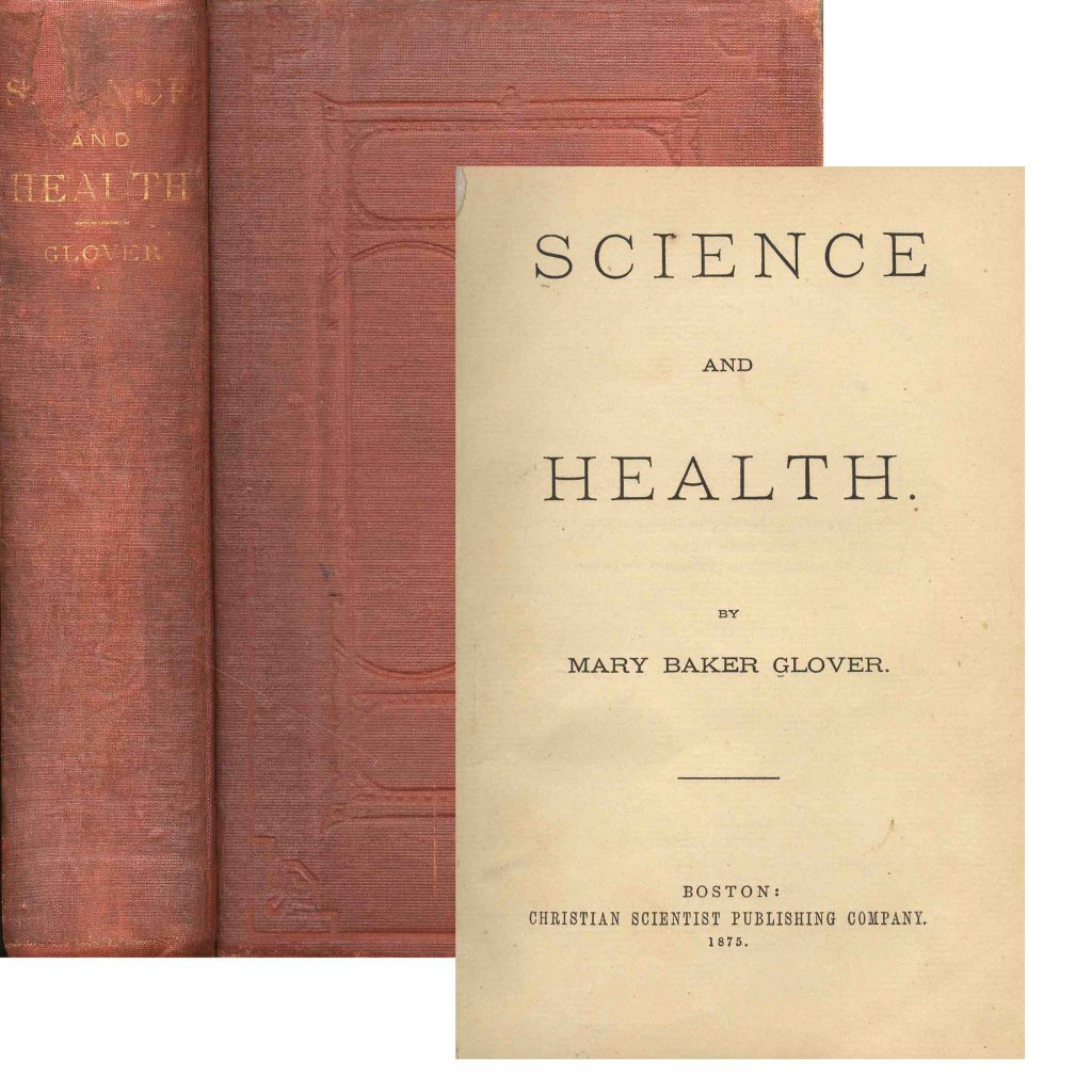 Mary Baker Eddy 1st Edition