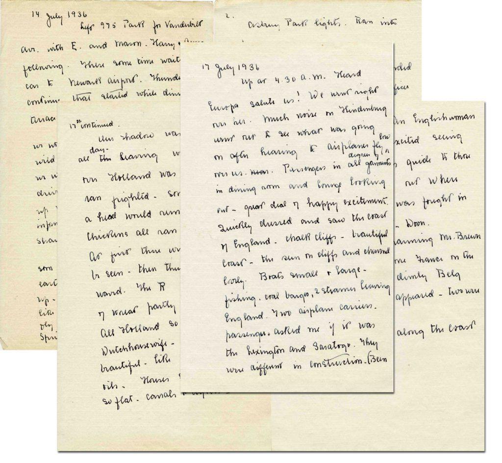 Hindenburg Letter