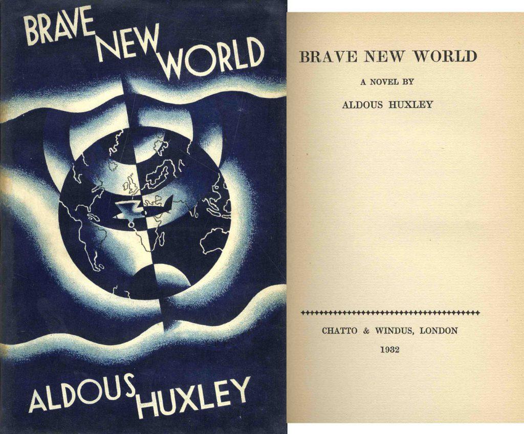 Aldous Huxley Brave New World 1st Edition
