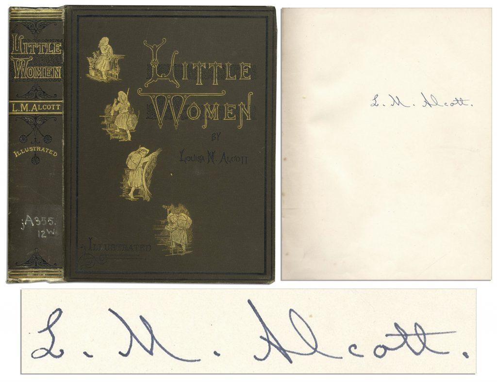 Mary Shelley autograph