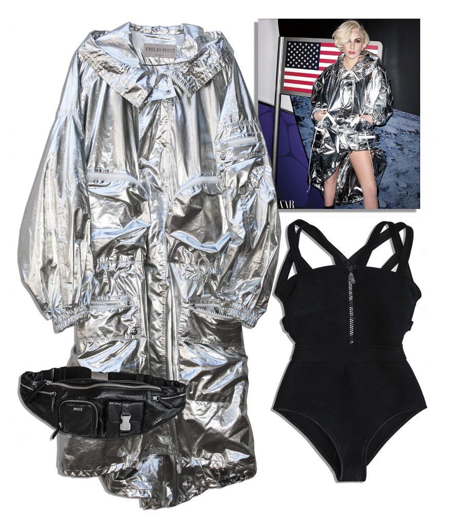 Madonna worn