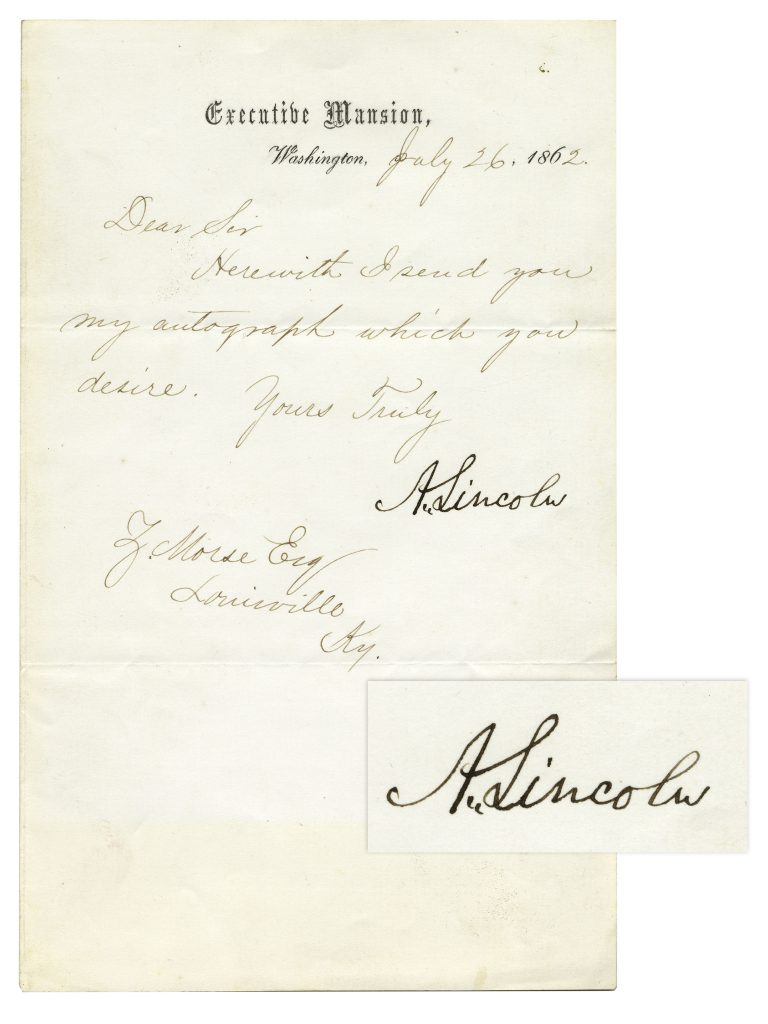 Abraham Lincoln Rail Splitter ribbon