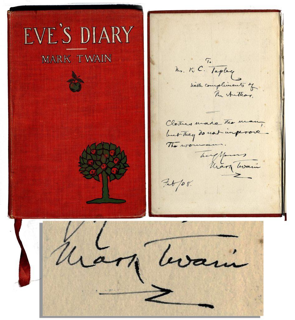 Tom Sawyer 1st edition & Huckleberry Finn 1st edition