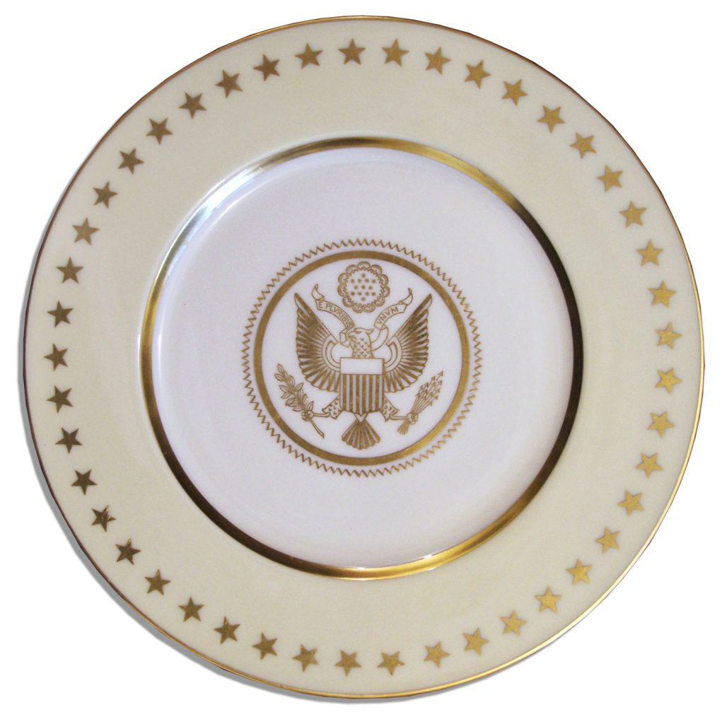 Franklin D Roosevelt White House China