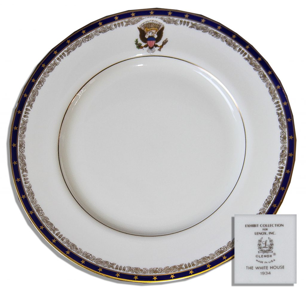Franklin D Roosevelt White House China