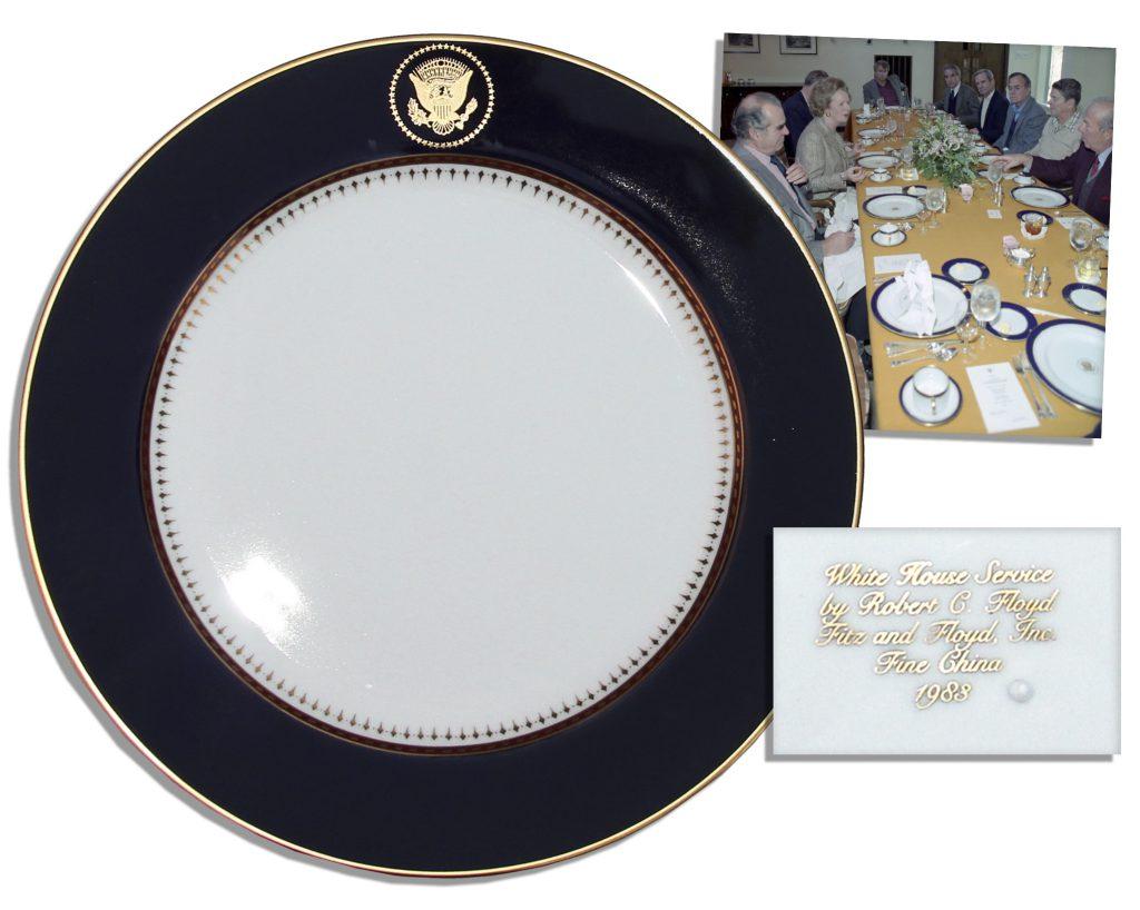 Ronald Reagan White House China