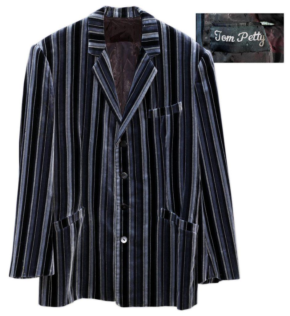 Tom Petty Worn Jacket