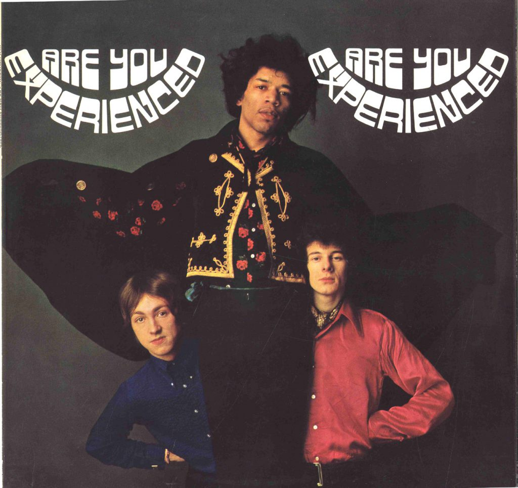 Jimi Hendrix Are You Experienced LP 1967 First UK Pressing