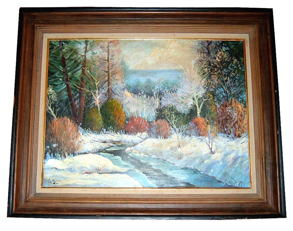 George Gardner Symons art