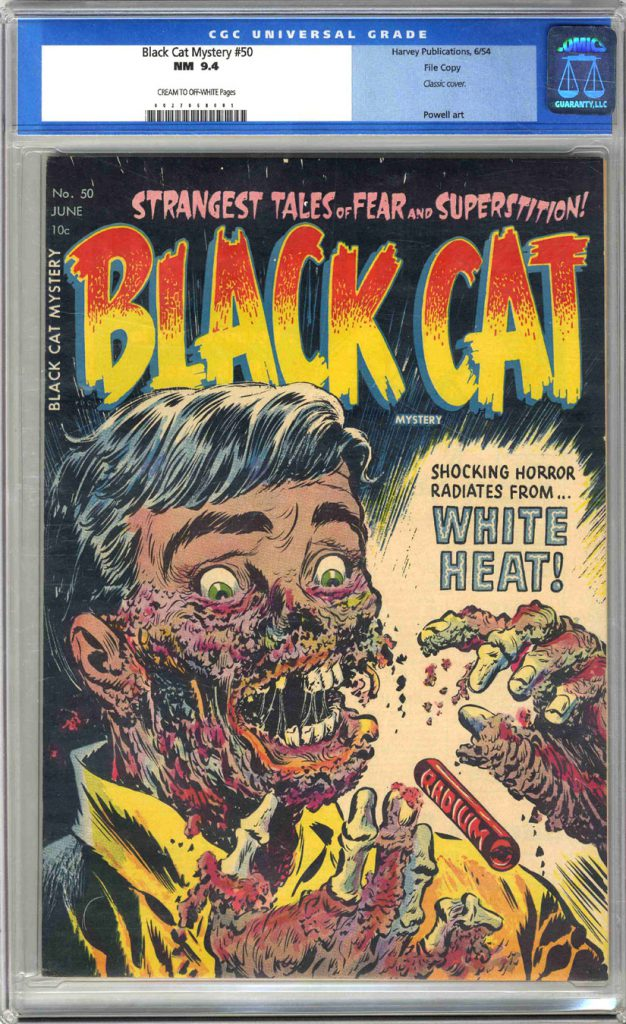 Black Cat Mystery 50 CGC 9.4