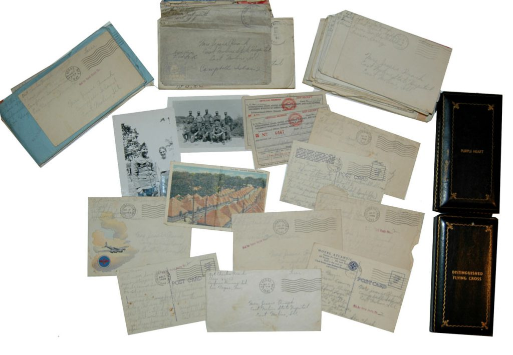 Operation Tidal Wave letters