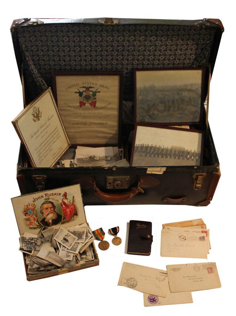 World War I Diary