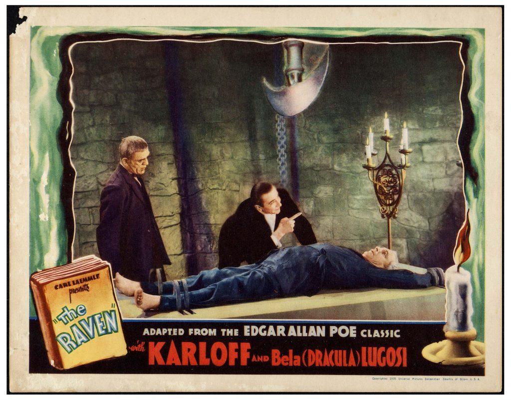 Bela Lugosi lobby card