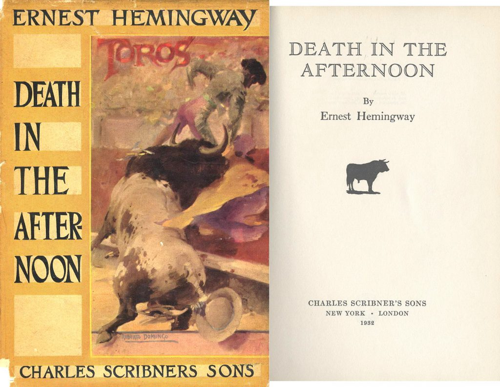 Ernest Hemingway Sun Also Rises 1st edition signed