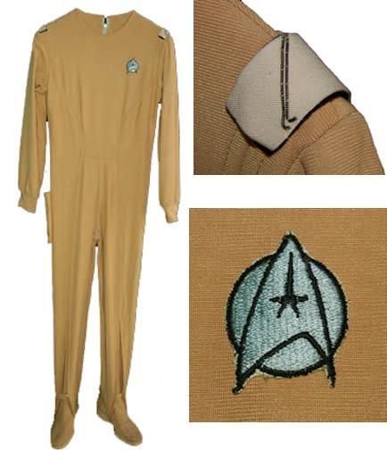 Walter Koenig Star Trek Chekov costume