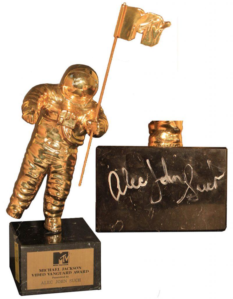 Bon Jovi Michael Jackson MTV Video Vanguard Award