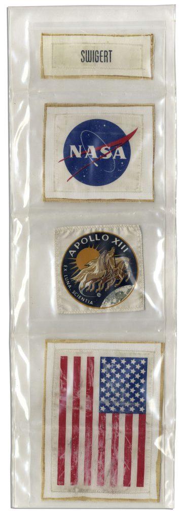 Flown Soyuz navigational celestial globe