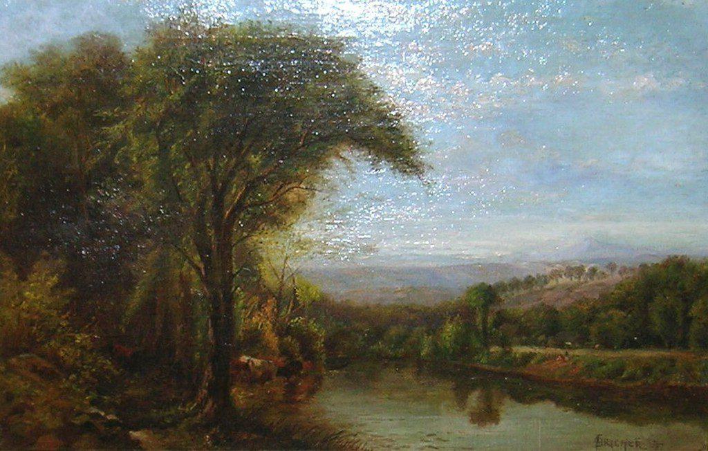 Henry Francois Farny art