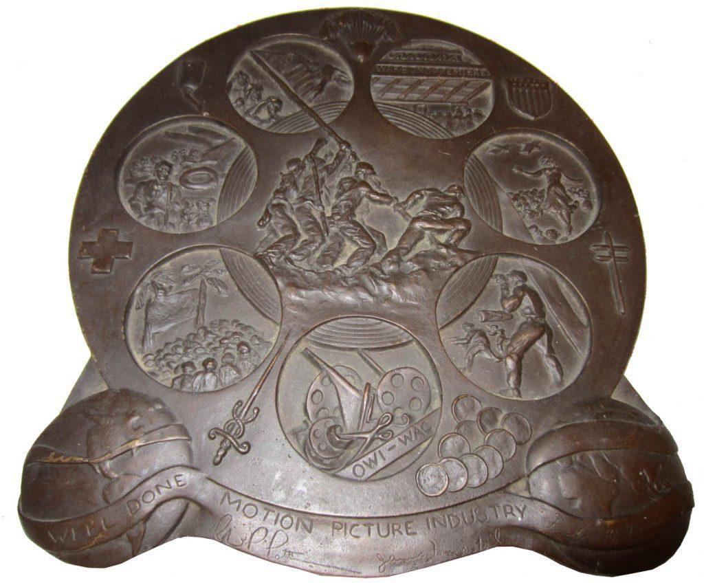 Duchoiselle bronze Indian sculpture