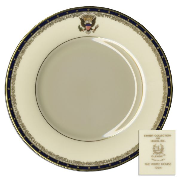 Abraham Lincoln Egg Cup White House China