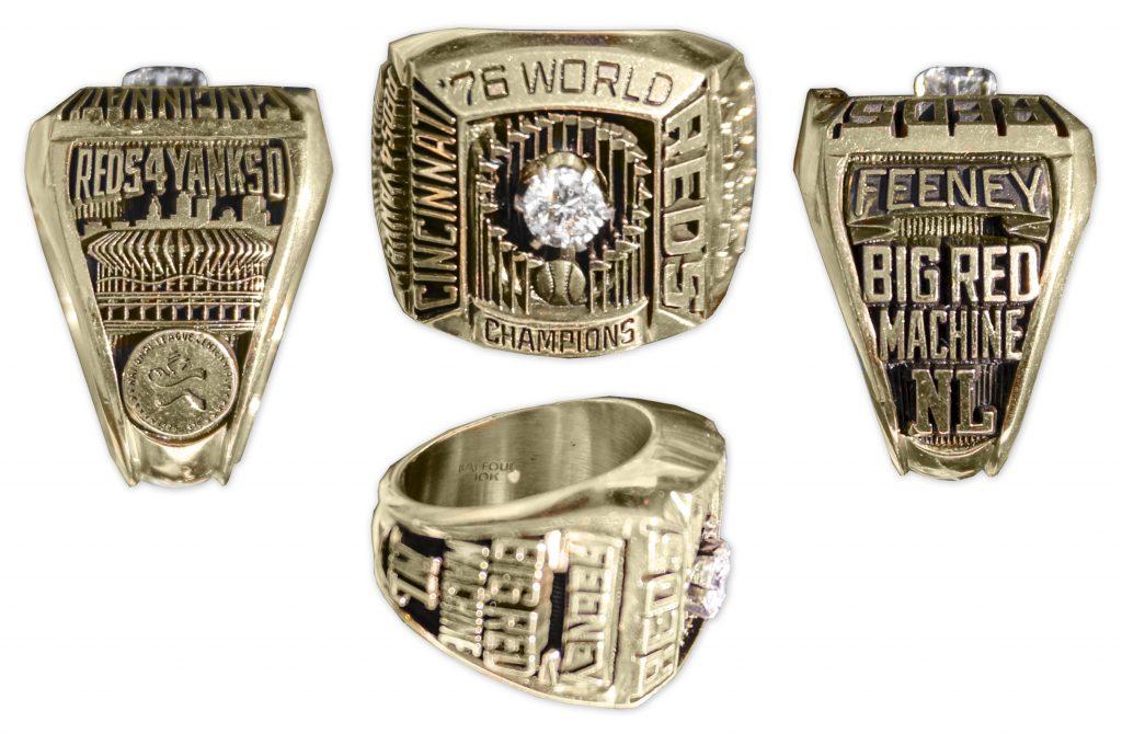 1978 New York Yankees World Series Championship Ring