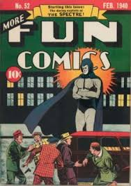 More Fun Comics #52 February 1940 comic book