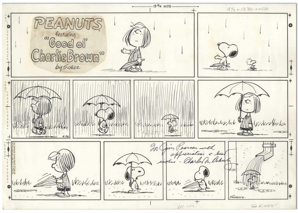 Alex Raymond comic art