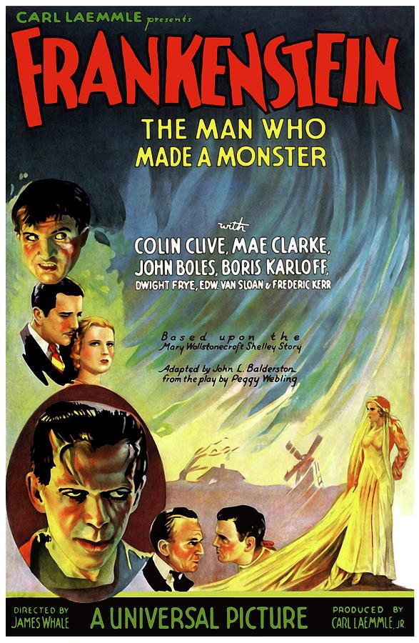 Film Frankenstein