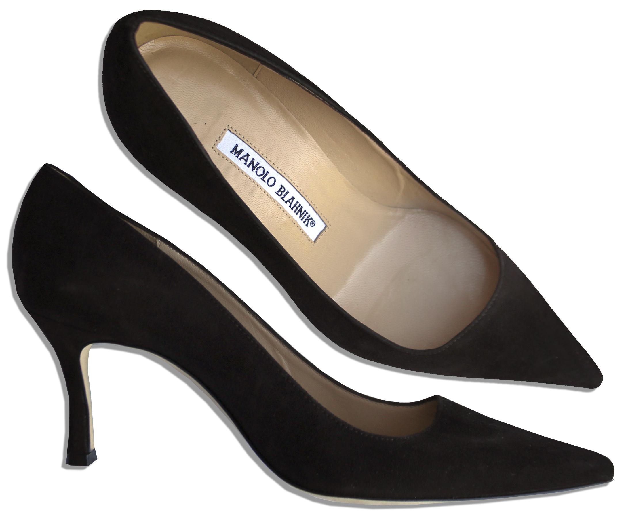 Schuhe Von Manolo Blahnik  J Lg